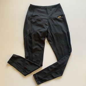 Cleo Harper black leggings